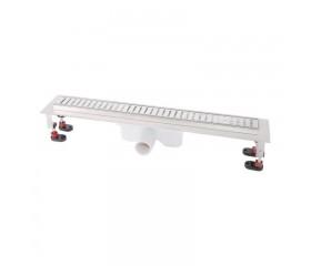 Линейный трап с решеткой Q-tap Hydro800*860CRM
