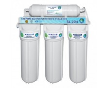 Система 4-х ступенчатой очистки Bio+ systems SL204-NEW