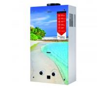 Газовая колонка Aquatronic JSD20-AG308 10 л стекло (пляж)