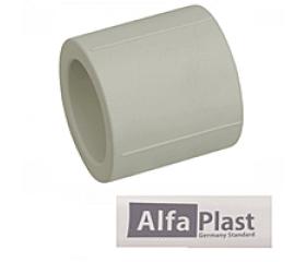 Муфта PPR Alfa Plast 20