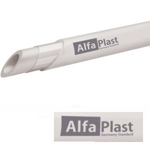 Труба полипропиленовая Alfa Plast PPR-AL-PPR 25мм