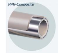 Труба полипропиленовая PPR-AL-PPR ROZMA PN 20 40мм