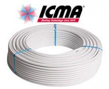 Труба металлопластиковая ICMA Pe-Al-Pert 16х2.0