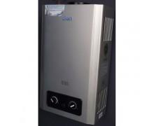 Газовая колонка ДИОН JSD 08 дисплей серая (премиум)