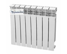 Радиатор алюминиевый AQUAVITA 500/80
