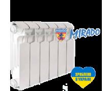 Радиатор алюминиевый MIRADO 350/96