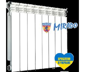 Радиатор биметаллический Mirado 500/96 205 Ват