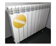 Радиатор биметаллический Fondital Alustal 500/100 191 Ват (Италия)