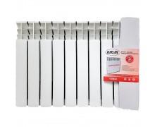 Радиатор биметаллический Kiran 500/96 160 Ват (Украина)