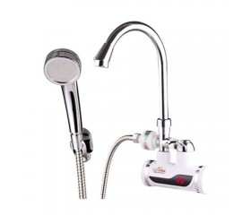Проточный водонагреватель для душа ZERIX ELW08-EPW