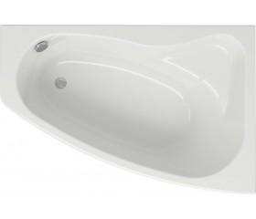 Ванна CERSANIT SICILIA 140х100 правосторонняя акрил