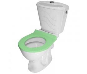 Унитаз Colombo Бэмби зеленый