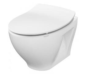 Унитаз Cersanit подвесной  MODUO CLEAN ON +сид. SLIM LIFT