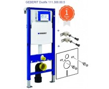 GEBERIT Duofix 111.300.00.5 UP 320 Инсталляция