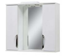 Зеркало Сансервис Laura 85 с двумя шкафчиками