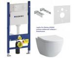 GEBERIT Duofix 458.126.00.1 инсталляция 3в1 +унитаз