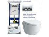 GEBERIT Duofix 458.161.21.1 инсталляция 4в1+унитаз